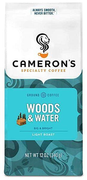 Cameron's Coffee Roasted Ground Coffee Bag, Hawaiian Blend, Package may vary (10/12 Ounce)