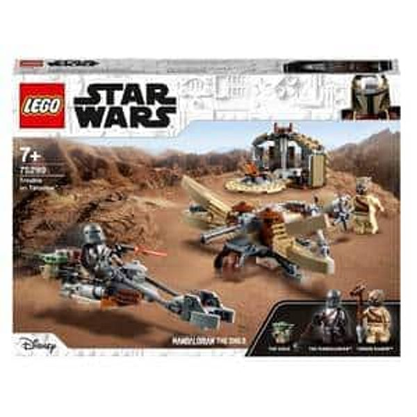 LEGO Trouble on Tatooine & The Mandolorian The Child Building Set