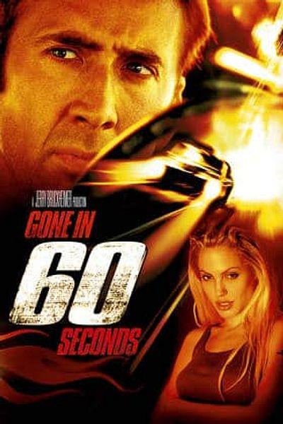 Gone in Sixty Seconds - Digital HD $5 at FandangoNow