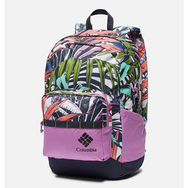 Columbia Zigzag 22L Backpack (White Toucanical/Blossom Pink) $25.06.+ Free S/H