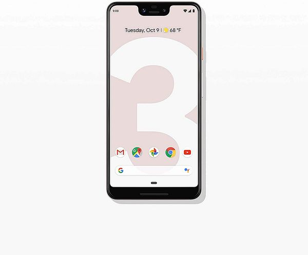 Google Pixel 3 XL 64GB Unlocked Phone Not Pink @amazon
