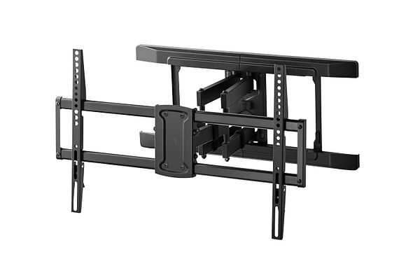 """onn. Full Motion TV Wall Mount for TVs 47-84"""", Dual Swivel Articulating Arms @Walmart"""