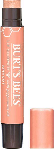Burt's Bees 100% Natural Moisturizing Lip Shimmer (Apricot)