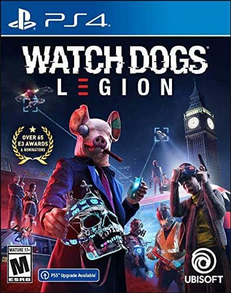 Watch Dogs Legion - PlayStation 4 Standard Edition