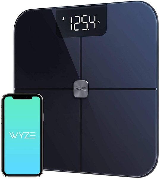 Wyze Body Weight Composition BMI Smart Scale
