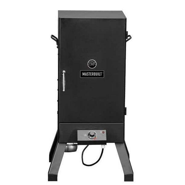 Masterbuilt Analog Electric Smoker in Black
