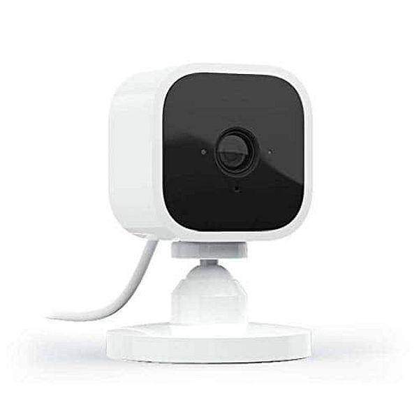 (prime) Blink Mini 1080p Indoor Smart Security Camera