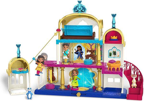 Disney Junior Royal Adventures Palace Doll Playset