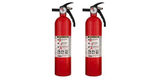 Kidde Home Fire Extinguisher (2-Pack)