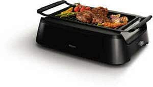 eBay: Philips Avance Collection Indoor Smoke-Less Grill, Black (Certified Refurbished) @ebay