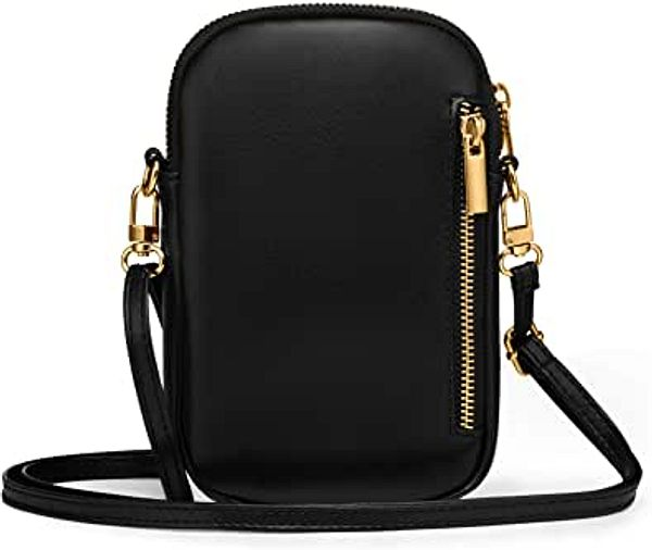 Vorspack Women's Faux Leather Mobile Phone Messenger Bag