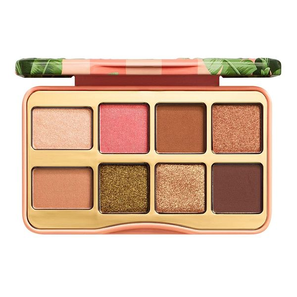 Too Faced 60% Off Peaches & Cream Collection: Shake Your Palm Palms Mini Eye Shadow Palette $11 & More + Free Shipping