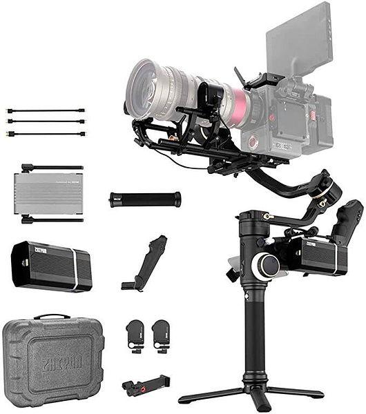 Zhiyun Crane 3S Pro Kit 3-Axis Handheld Gimbal Stabilizer for DSLR Cameras