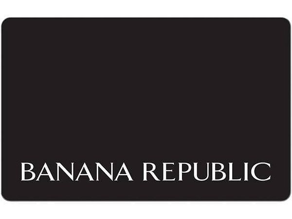 Banana Republic, Gap, Old Navy, Athleta $50 Gift Card (Email Delivery) for $40.00 via Newegg