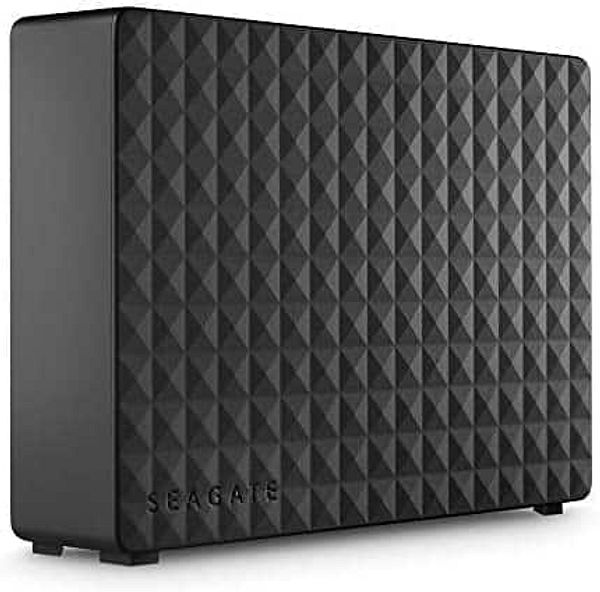 Seagate Expansion Desktop 10TB External Hard Drive HDD - USB 3.0 for PC & Laptop, 1-Year Rescue Service (STEB10000400), Black @Amazon