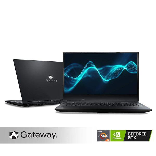 "Gateway Creator Series 15.6"" FHD Performance Notebook, AMD Ryzen 5 4600H, NVIDIA 1650 GTX, 8GB RAM, 256GB SSD $649"