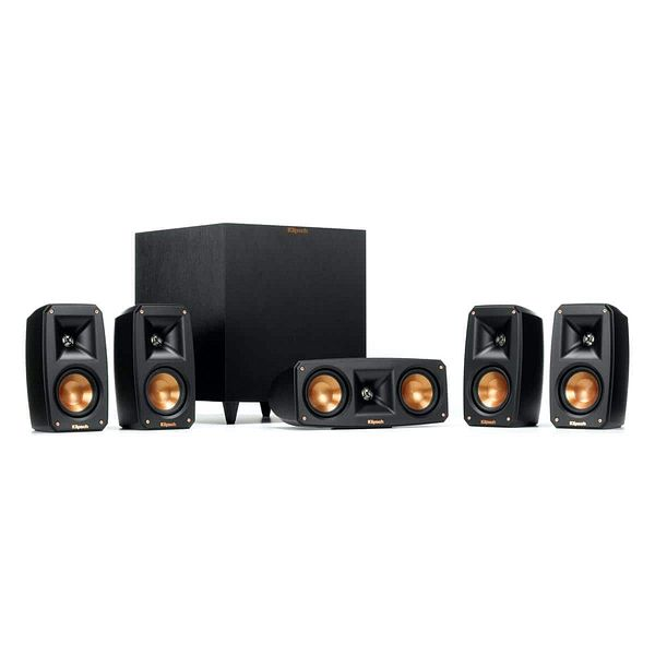 Klipsch Reference Theater Pack 5.1 Channel Sound System $289 + Free Shipping