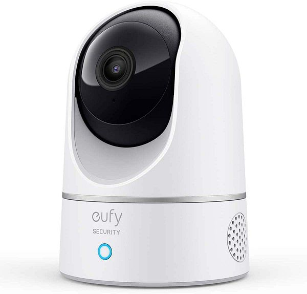 Prime Members: eufy Security 2K Cam Pan/Tilt Indoor Camera