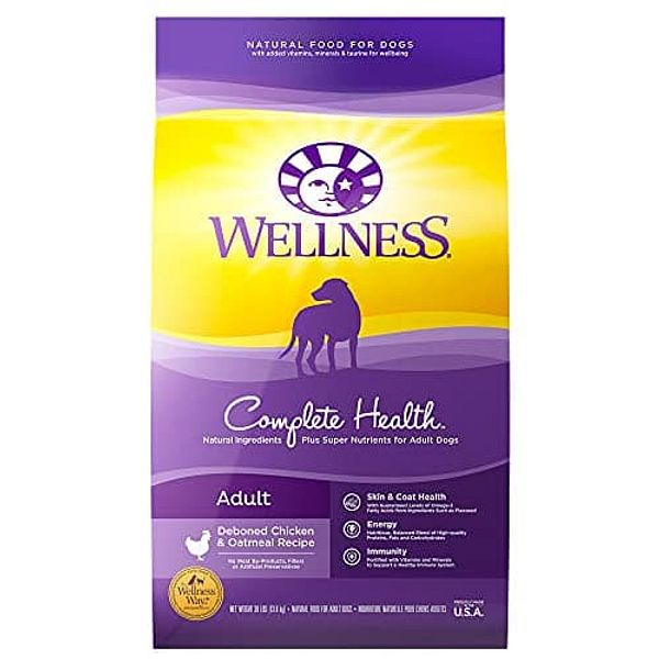 Prime Exclusive Deal - Wellness Natural Pet Food Complete Health Natural Dry Dog Food $39.15