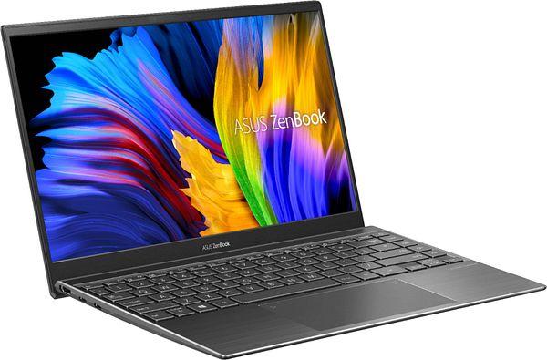 Asus ZenBook 14: 14'' FHD IPS, Ryzen 5 5500U, 8GB LPDDR4X, 256GB PCIe SSD, MX450 2GB, Win10H @ $569.99 + F/S
