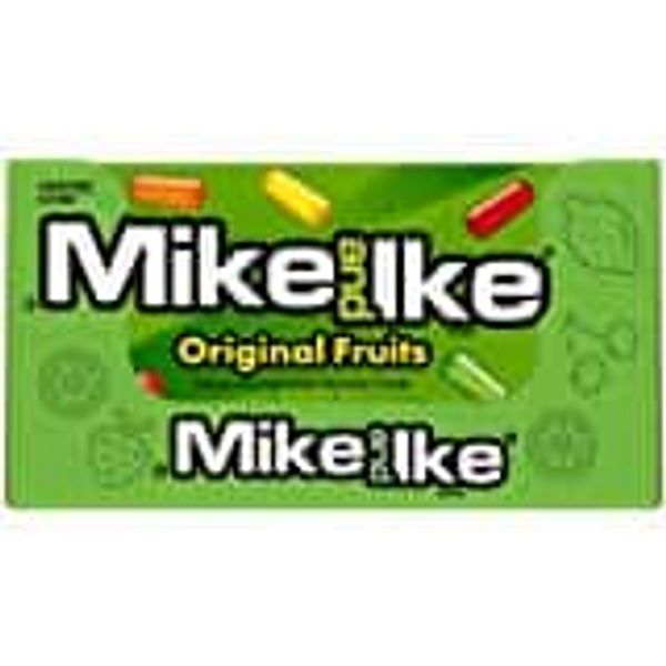 12-Pack 5-Oz Mike and Ike Chewy Candy (Original Fruits)
