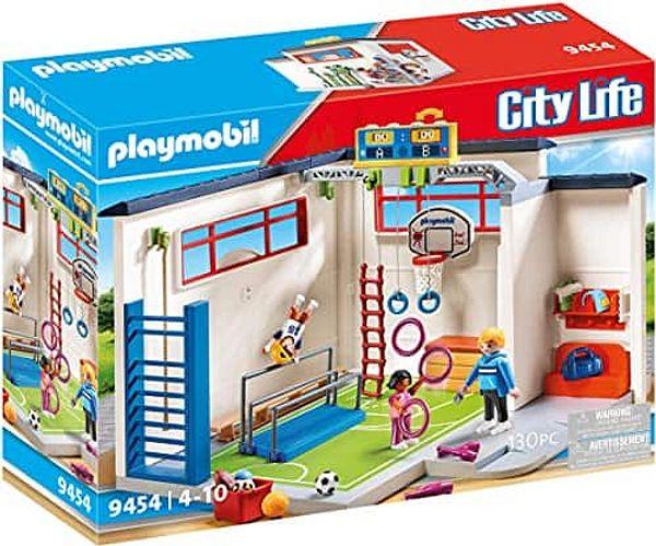 Prime Member: PLAYMOBIL Gym Building Set