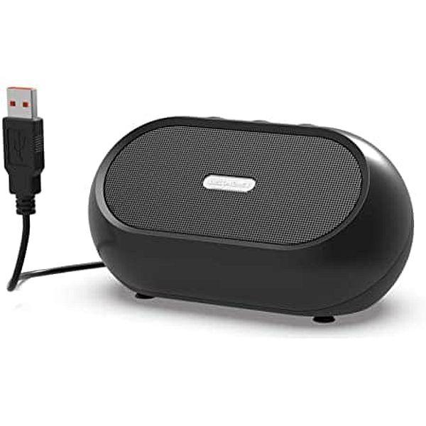 ZETIY USB Speaker Plug and Play