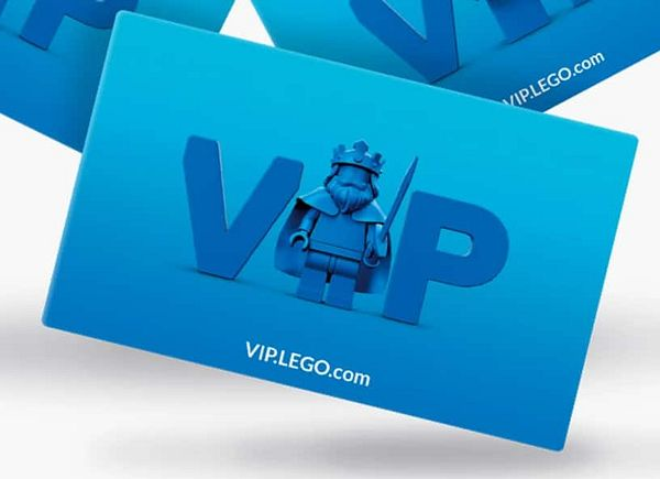 Double LEGO VIP points and free LEGO sets with minimum purchases