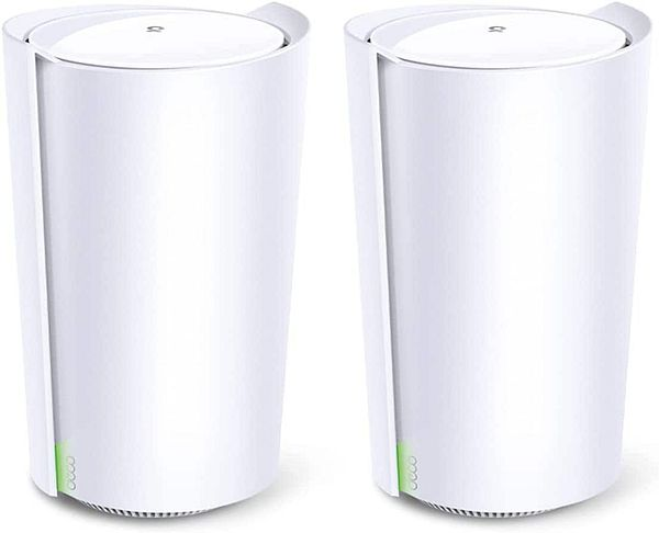 TP-Link Deco Tri-Band WiFi 6 Mesh System(Deco X90) 2-Pack