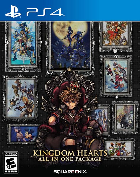 Kingdom Hearts All-In-One Package (PS4) for $19.99