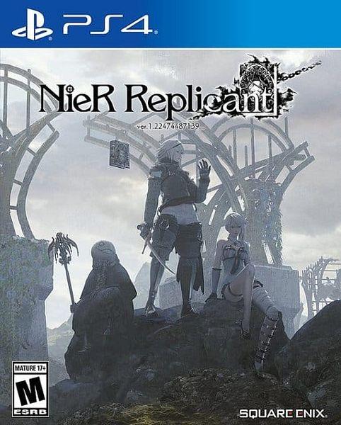 NieR Replicant ver.1.22474487139 PS4/Xbox One