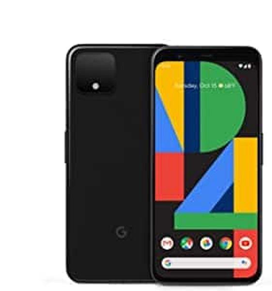 Google Pixel 4 - Just Black - 64GB