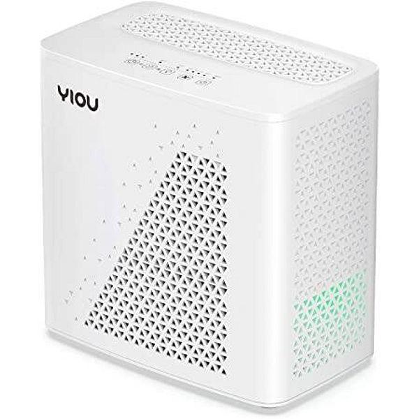 YIOU HEPA Air Purifier H13 True HEPA Filter for $63.99 + Free Shipping