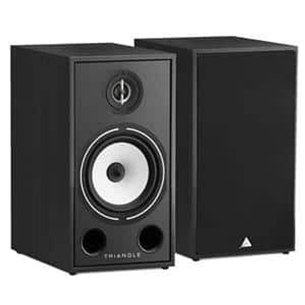 Triangle Speakers (Various Colors): BR03 Bookshelves (pair), BR08 Floors (Single)