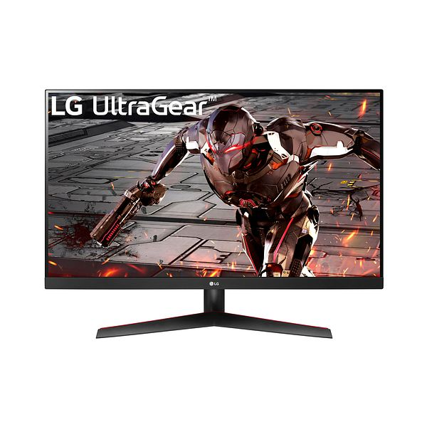 "32"" LG UltraGear 32GN600-B.AUS 2560x1440 QHD 165Hz FreeSync VA Gaming Monitor"