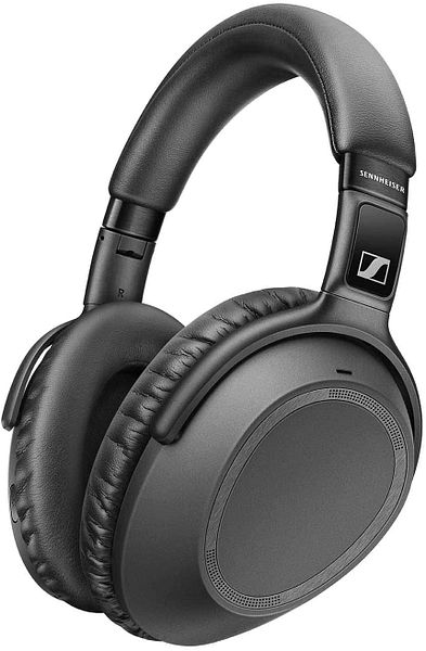 SENNHEISER PXC 550-II Wireless NoiseGard Adaptive Noise Cancelling, Bluetooth Headphone with Touch Sensitive Control and 30-Hour Battery Life