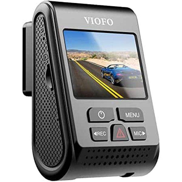 VIOFO Dash Cam A119 V3 Quad HD 2560 x 1440P