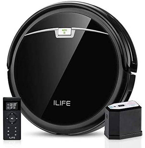 ILIFE A4s Pro Robot Vacuum, 2000Pa Max Suction, ElectroWall