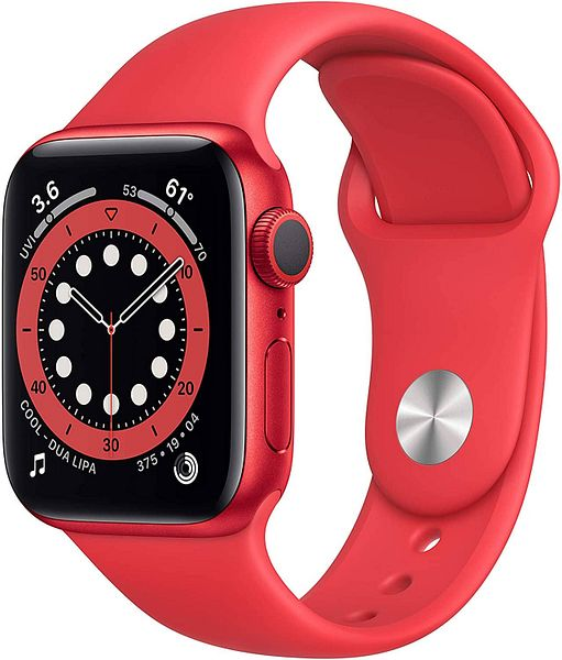 Apple Watch Series 6 40mm GPS, Red $265 + free shipping