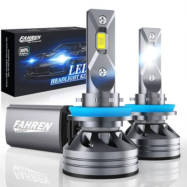 Fahren H11/H9/H8 LED Headlight Bulbs