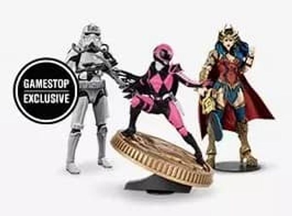 20%-60% off select Toys & Collectables @ Gamestop.