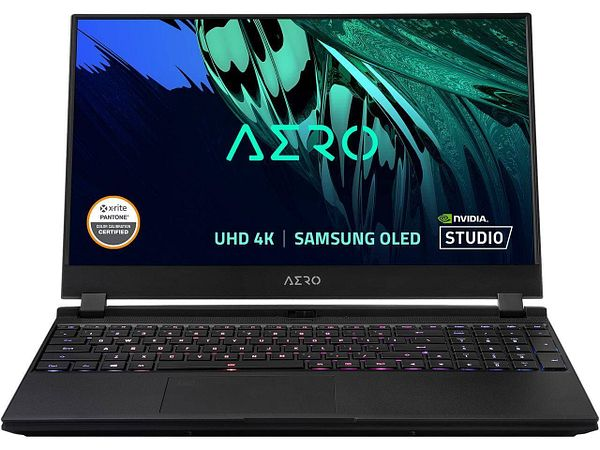 GIGABYTE AERO 15 OLED KD Creator & Gaming Laptop for $1249 w/ FS after Code and MIR