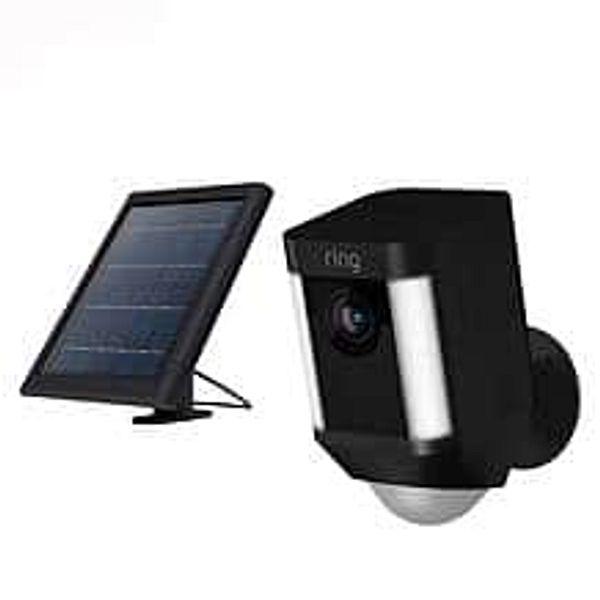 Ring Spotlight Solar + Ring Assist  AC $149.99