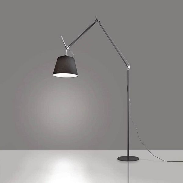 14 inch Floor Lamp Black appearance