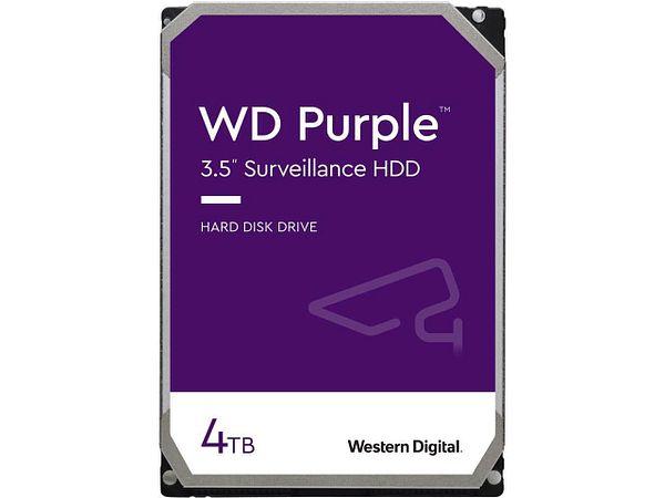 "4TB WD Purple 3.5"" Surveillance Hard Drive @Newegg"