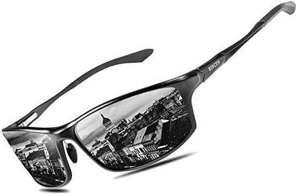 Men's Bircen Polarized Sunglasses (10 Colors ) for $12.5+ Free Shipping w/ Prime