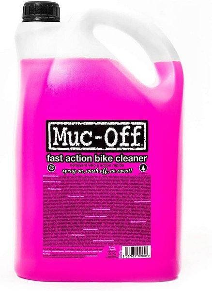 5-Liter Muc Off Nano-Tech Biodegradable Motorcycle Cleaning Spray