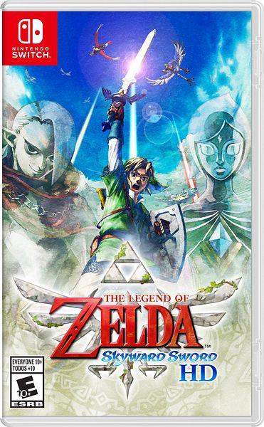 The Legend of Zelda: Skyward Sword HD | Nintendo Switch @GameStop