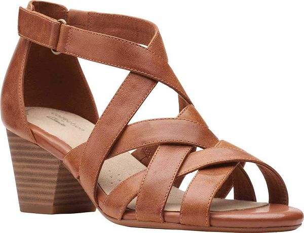 Clarks Lorene Pop Strappy Women's Sandal