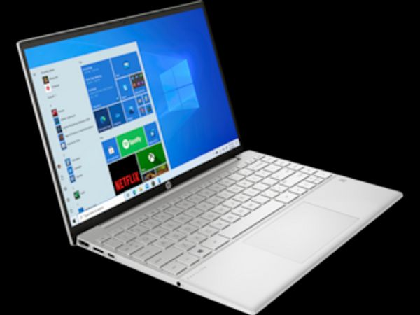 "HP Pavilion Aero 13: 13.3"" QHD+ IPS, Ryzen 7 5800U, 16GB DDR4, 512GB PCIe SSD, Win10H"